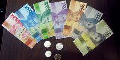 Resmi! Ini Tampilan Terbaru Uang Republik Indonesia