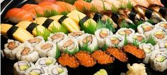 Hi Sushi (now Sushi Eatery) serves a variety of Japanese dishes including sushi and sashimi to eat in or take away. Catering for private parties of up to 50 guests is available upon request. Japanese Dishes, Sashimi, Catering, Restaurant, Eat, Ethnic Recipes, Paradise, Food, London
