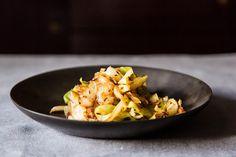 Madhur Jaffrey's Stir-Fried Cabbage with Fennel Seeds Recipe