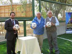 Cauquenesnet.com #DiaNoticias: Inauguran primera cancha de Fútbol Calle en Cauque...