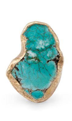 Turquoise ring  #bijoux #colliers #braceletsfantaisie #cadeauxbijoux #paris
