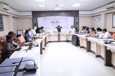 ICAI visits Indore_11 #WomenProtection #IndoreSmartCity #SmartCity #Indore