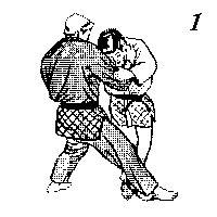 Kouchi Gari (Small Inner Reap) Technique