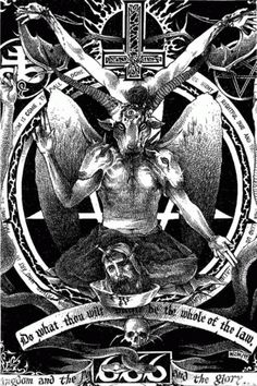 Satanic Occult Rituals | And he causeth all, both small andgreat, rich and poor, free and bond ...