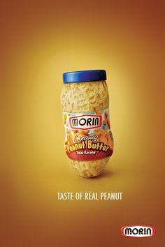 Morin Peanut Spread Ad
