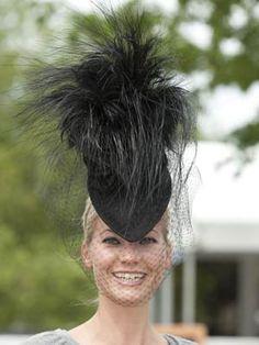 A hat seen at Royal Ascot.