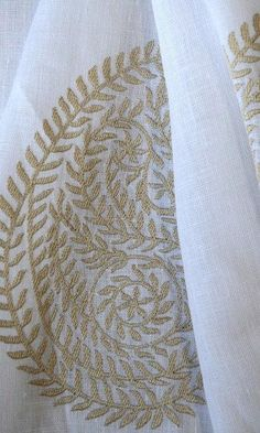 'LEH AADI' CUSTOM WHITE LINEN CURTAINS $70.00  https://www.spiffyspools.com/collections/linen-curtains/products/leh-almost-white-curtains?variant=1821243244568