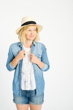 Summer Capsule Wardrobe // Look 6