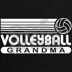 Women's Classic T-Shirt Volleyball Grandma Women's Dark T-Shirt by magarmor - CafePress Cute Volleyball Shirts, Volleyball Hitter, Volleyball Warm Ups, Volleyball Shirt Designs, Volleyball Tips, Coaching Volleyball, Tiger Shirt, T Shirt, Volleyball Inspiration