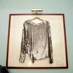 Clothes as art: Item of the day well lit