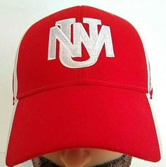 4f734bd884823b DRI- FIT NIKE UNIVERSITY OF NEW MEXICO UNM LOBOBS HAT RED White ADJUSTABLE  #Nike #BaseballCap