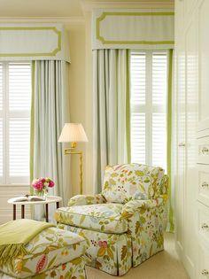 window treatments: