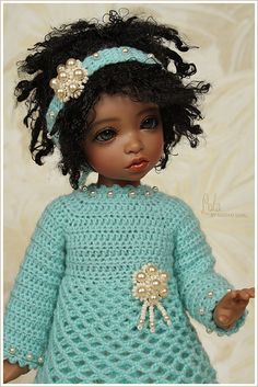 Lola by Maram Banu, via Flickr – This precious darlin' reminds me so much of my friends daughter Isabella.