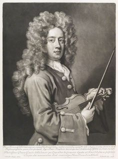 Nicola Cosimi (1667-1717), mezzotint (1706), by John Smith (1652-1743).