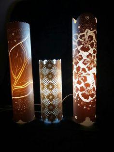 10+ mejores imágenes de lamparas en PVC   lamparas en pvc