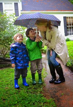 C.Style Blog: Rain Boots, Anyone?