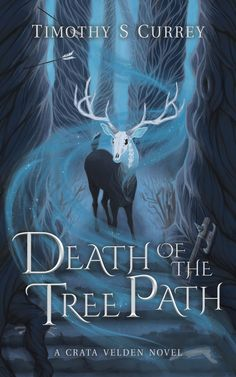 Death of the Tree Path by Timothy S. Currey | Goodreads | SPFBO6 Cover Contest Finalist Got Books, Books To Read, Fantasy Inn, Fantasy Book Covers, Ebook Cover, Science Fiction Books, Book Publishing, Book Recommendations, Writing A Book