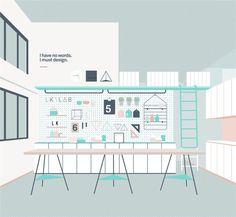 LK+RIGI Design Office Design - Picture gallery