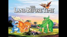 01 - The Great Migration - James Horner - The Land Before Time