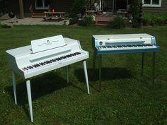Wurlitzer electric piano model 140B and 120