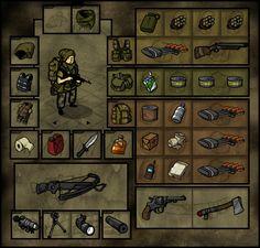 Innawoods cread vuestro equipo de supervivencia zombie!!!