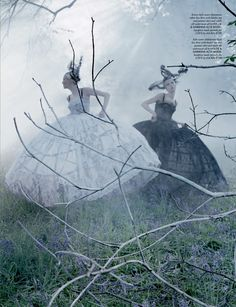 the lion king: karen elson, edie campbell and atlas the lion by tim walker for love #10