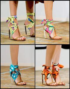 Easy shoe transformations