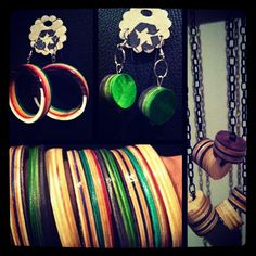 Kb project, recycled skateboard jewelry