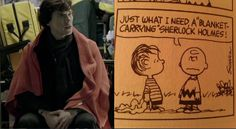 So, is Linus a younger Sherlock? Or is Linus a younger Sherlock of a parallel universe? Sherlock Fandom, Sherlock John, Sherlock Holmes, Detective, Vatican Cameos, Benedict And Martin, Mrs Hudson, John Watson, Johnlock