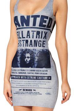 Wanted Bellatrix Dress