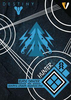 Destiny | Hunter Subclass | Blade Dancer