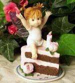 Birthday Cake Fairie