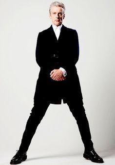 Peter Capaldi - The Twelfth Doctor - Doctor Who