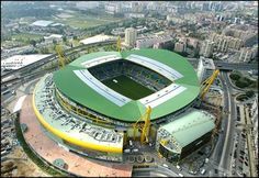 Estadio Jose Alvalade - Sporting CP