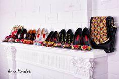 Анна Марчук-    Made in Ukraine #shoes #handmade