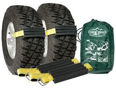 GET UNSTUCK   Mud, Sand, Snow Trac-Grabbers provide a quick, simple, and effective solution to being stranded and disabled in all types of terrain and adverse conditions. Just strap on a pair of Trac-Grabbers and rescue yourself.  SHOP NOW!     FREE PRIORITY SHIPPING ANYWHERE IN THE