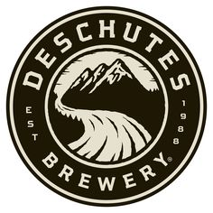 Deschutes Brewery Logo Illustrated by Steven Noble on Behance