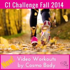 Ladies, I'm excited for this upcoming C1 Challenge starting Dec. 3rd! I'm partnering with Cosmo Body for a 30-day free trial! You can sign up here: http://17ddblog.com/must-i-eat-yogurt-on-the-17-day-diet/