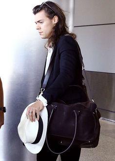 Harry Styles // Miami Airport • (12.26.15) - @Tati1D5
