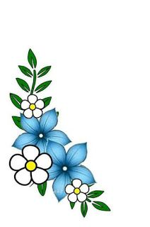 Cute Flower Drawing, Flower Pattern Drawing, Pattern Art, Flower Art, Flower Drawings, Art Floral, Motif Floral, Flower Embroidery Designs, Hand Embroidery Patterns