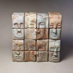 bustos esculturas ceramica ile ilgili görsel sonucu