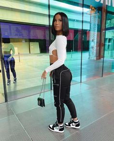 Fashion Tips Jeans .Fashion Tips Jeans Cute Swag Outfits, Chill Outfits, Dope Outfits, Trendy Outfits, Fashion Outfits, Lit Outfits, 2000s Fashion, Jeans Fashion, Urban Outfits