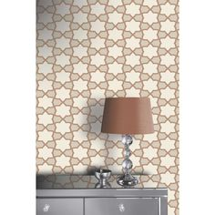 Rio Copper Wallpaper