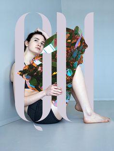 Quartz - Beautifulreal - Portfolio of French Designer and Illustrator Laurent Monnet..