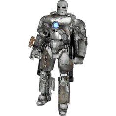 Papercraft - Iron Man | Papercraft4u | Free Papercrafts, Paper Toys, Paper Models, Gratis