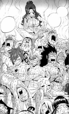 What the heck happened guys.... #FairyTail
