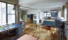 CEPA Gallery Artist Residencies - Artist Live Work Space