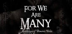 Hex Media Announces New Horror Anthology 'FOR WE ARE MANY'