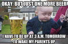 Party Hard, Kid
