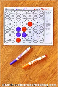 Fun and engaging phonics partner games that help students practice decoding two-syllable words and read sentences with two-syllable words. These partner games are designed to give students extra practice decoding compound and multisyllabic words and are perfect for second graders or third graders who need extra practice. Games include word-reading and sentence-reading and move from simple compound words to more complex multi-syllabic decoding. #phonics #decoding #twosyllablewords